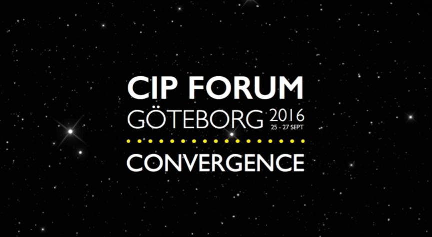 CIP FORUM 2016 – We're Back