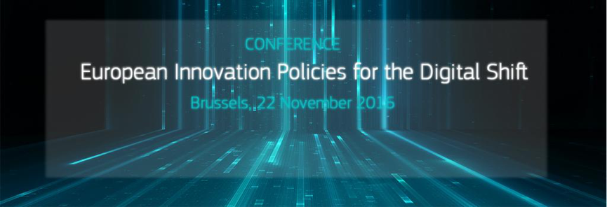 European Innovation Policies For The Digital Shift