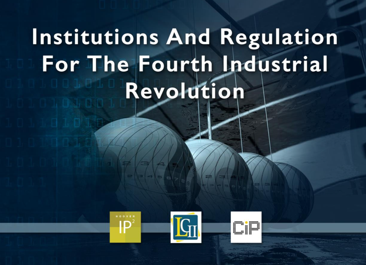 CIP Co-hosts Conference In Brussels On Institutions And Regulation For The Fourth Industrial Revolution
