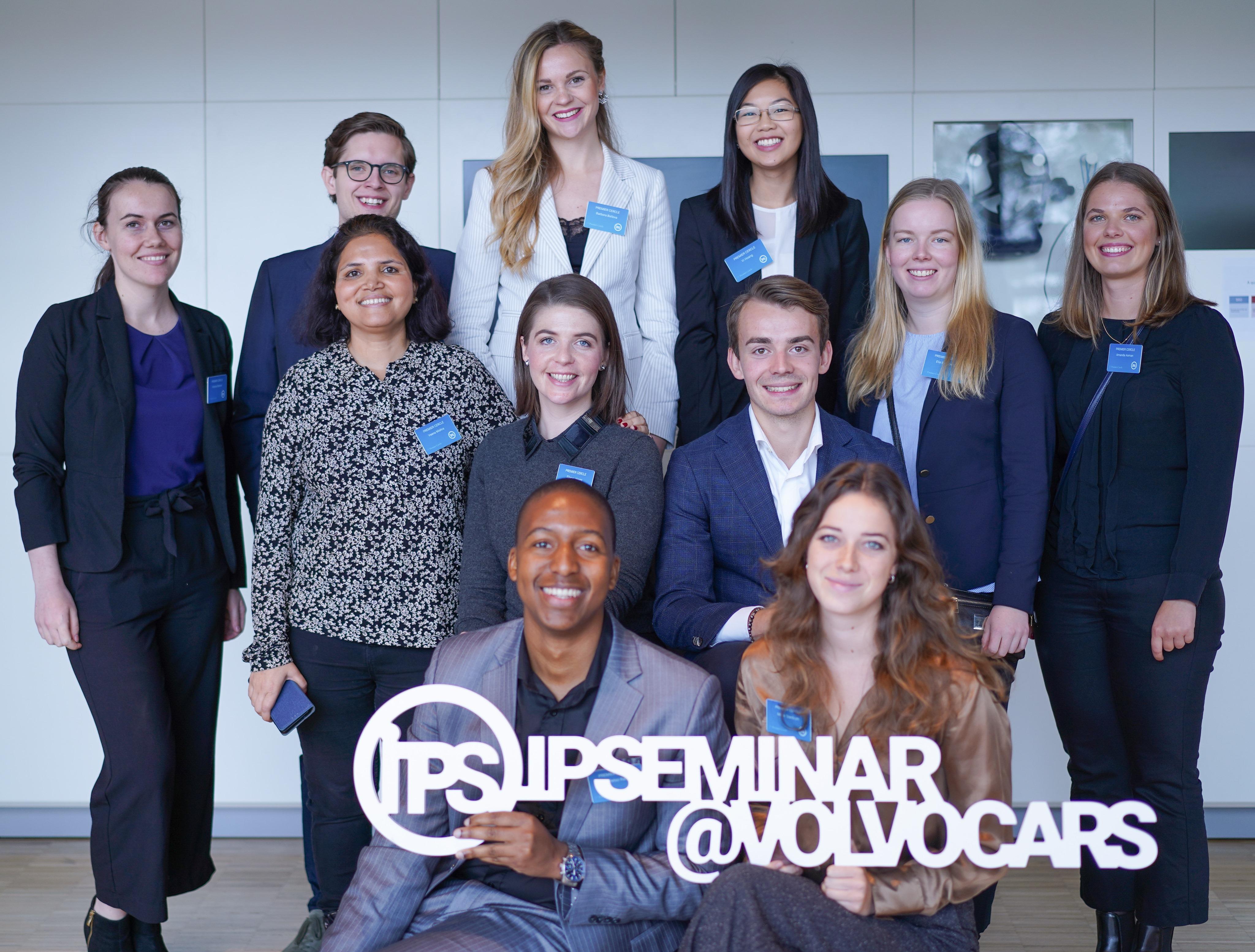 CIP At IP Seminar @ Volvo Cars