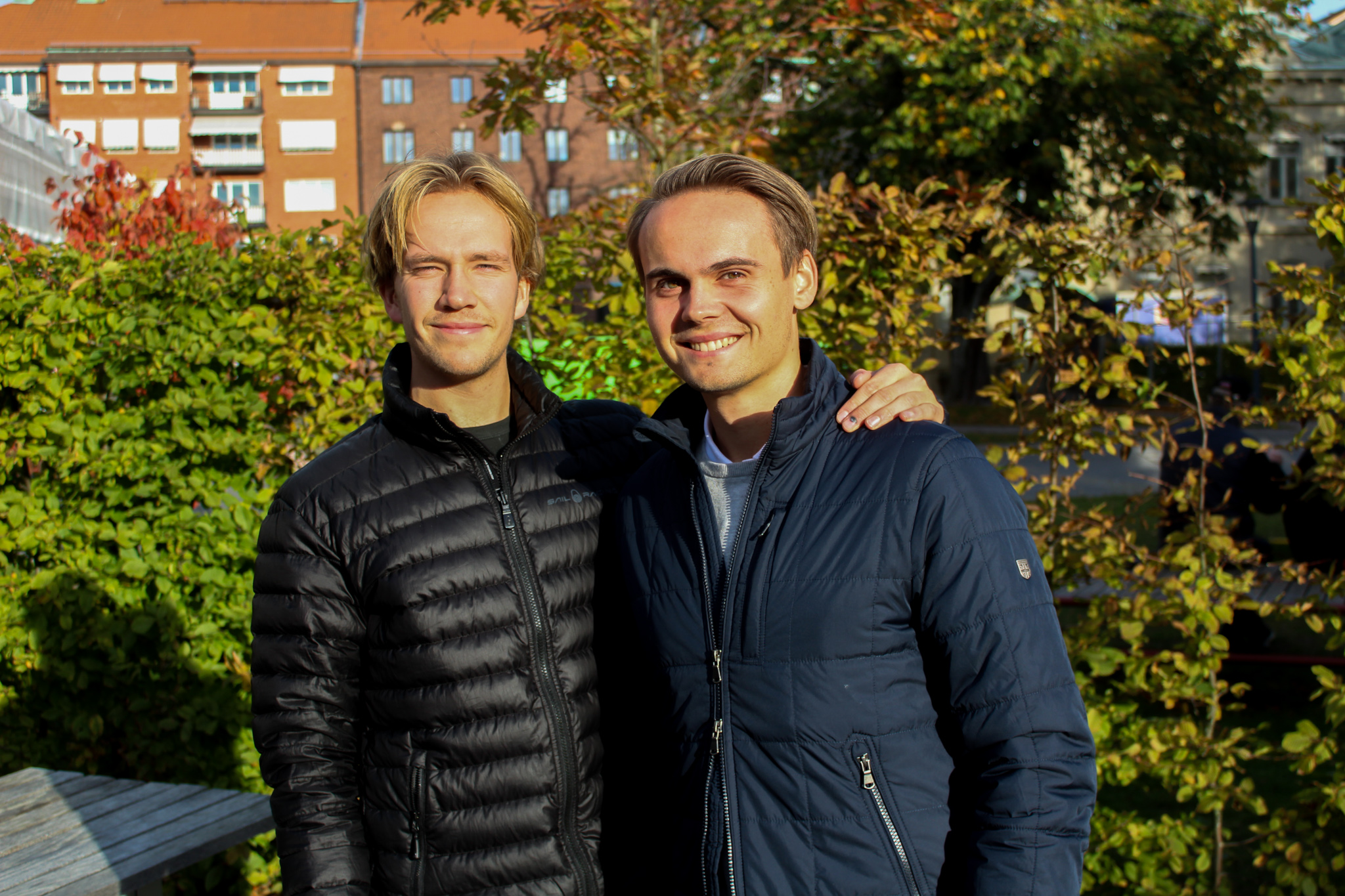 Christoffer Johnsson & Karl Börjesson